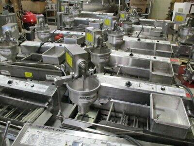 Donut Machine Fryer Belshaw Mark Ii 3 For 12000 Wholesale Price