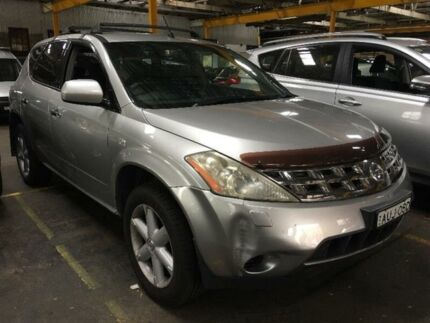 2005 Nissan Murano Constant Variable Wagon