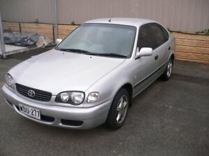 2000 Toyota Corolla AE112R Ascent Seca 4 Speed Automatic Liftback Melrose Park Mitcham Area Preview