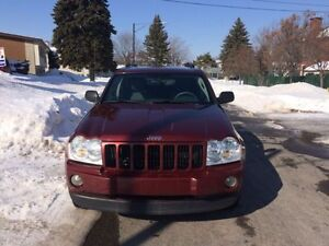2007 Jeep Grand Cherokee with remote starter