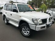 2002 Toyota Landcruiser Prado KZJ95R GXL White 4 Speed Automatic Wagon Bunbury Bunbury Area Preview