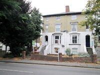 VANSTONES TO LET: Smart 1 bed flat in elegant period house in convenient location