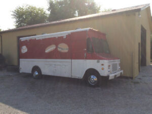 FOOD TRUCK GREAT BUY GET STARTED CHEAP!! PRICED TO SELL MUST GO