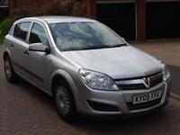 2009 Vauxhall Astra 1.7 CDTi Life 5dr Silver Diesel Manual Only 99K Miles