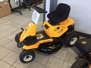 ONLY ONE LEFT! Cub Cadet CC30H Rider with HydroTransmission!