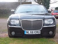 STUNNING CHRYSLER 300C DIESEL 3.0 V6 PLEASURE TO DRIVE