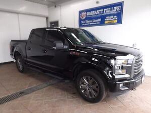2016 Ford F-150 SPORT XLT SPECIAL APPEARANCE PKG