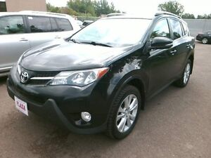 2013 Toyota Rav4 Limited One owner, no reported accidents, Leath