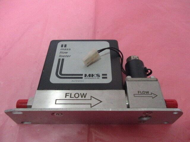 MKS 1258B-00010SV Mass Flow Meter, N2, 10 SCCM, 424444