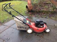 """Efco self propelled 18"""" petrol mower (spares/repair)"""