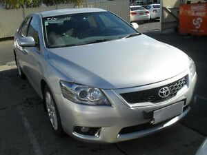 2011 Toyota Aurion GSV40R 09 Upgrade AT-X Silver 6 Speed Sequential Auto Sedan Moorabbin Kingston Area Preview