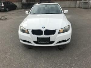 2010 Bmw  3 Series , Certified , Leather Seats ,Clean Car Proof