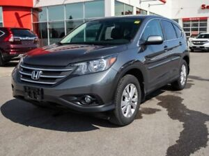 2013 Honda CR-V EX-L 4dr AWD 5 Door