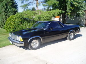 1980 ELCAMINO SS 454 AT FULLY LOADED