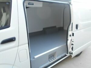 2013 Toyota HiAce KDH201R MY12 Up LWB White 4 Speed Automatic Van Preston Darebin Area Preview