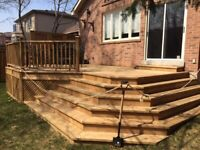 Custom Carpentry & Framing - DECK,PERGOLA,SHED,GAZEBO,PORCH,GTA