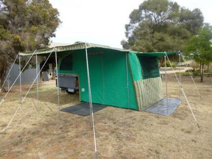 Camper Trailer Cavalier Heavy Duty Off Road