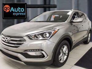 2017 Hyundai Santa Fe Sport Santa Fe Sport AWD with back up cam,