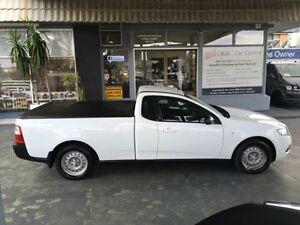 2014 Ford Falcon FG MkII White 6 Speed Automatic Utility Hamilton Newcastle Area Preview