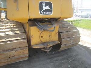1990 John Deere 750B LT Crawler Tractor