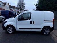 Fiat Fiorino 16V Multijet Car Derived Van