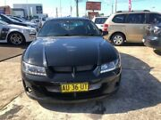 2005 Holden Commodore VZ SV6 Black 6 Speed Manual Sedan Cardiff Lake Macquarie Area Preview