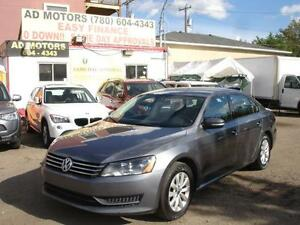 2013 VOLKSWAGEN PASSAT AUTO LOADED 91K-100% APPROVED FINANCING!