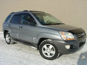 2006 Kia Sportage LX 4X4. Leather! P.Sunroof! Heated Seats!