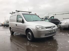 2010 Vauxhall Combo 1.3 CDTI - New MOT, New Clutch, Fully Serviced, 3 Months Warranty