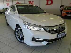 2019 Honda Accord 9th Gen MY18 VTi-L White Orchid Automatic Sedan Osborne Park Stirling Area Preview
