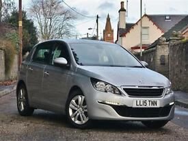 2015 PEUGEOT 308 1.6 HDi 92 Active