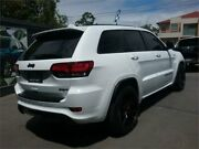 2016 Jeep Grand Cherokee WK MY16 SRT Night Edition White 8 Speed Automatic Wagon Greenacre Bankstown Area Preview