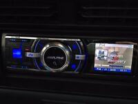 Alpine iDA-X305S media unit