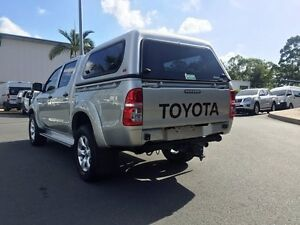 2012 Toyota Hilux KUN26R MY12 SR Double Cab 4 Speed Automatic Utility Acacia Ridge Brisbane South West Preview