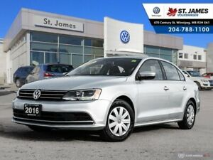 2016 Volkswagen Jetta Sedan Trendline Plus 1.4TSI, BLUETOOTH, HE