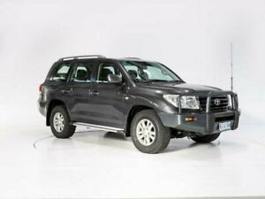 2010 Toyota Landcruiser VDJ200R 09 Upgrade GXL (4x4) Graphite 6 Speed Automatic Wagon Devonport Devonport Area Preview