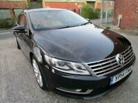 2014 Volkswagen CC 2.0 GT TDI BLUEMOTION TECHNOLOGY 4DR Coupe Diesel Manual