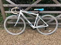 Unisex Raleigh road bike
