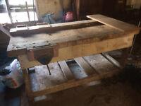 Carpenter's Bench - Used