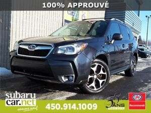2015 Subaru Forester XT Limited *96$/sem 0$ comptant