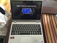 laptop style (macbook air) acer 11,6'' complet