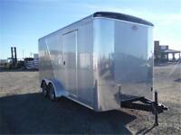 **16 ft Enclosed**7000# GVWR**TAX IN**