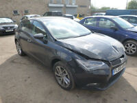 SEAT LEON - FL66ABK - DIRECT FROM INS CO