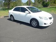 2008 Toyota Corolla ZRE152R Ascent White 4 Speed Automatic Sedan Ballina Ballina Area Preview