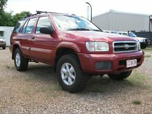 1999 Nissan Pathfinder  4 Speed Automatic Wagon Holtze Litchfield Area Preview
