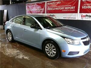 2011 Chevrolet Cruze BEAUTIFUL CLEAN CAR GET APPROVED TODAY!