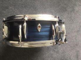 Vintage Sonor drum chicago star, teardrop snare 60's collectors item, rare.