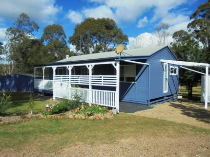 Cottage on 6.5 acres in  Yarraman South Burnett Qld Yarraman Toowoomba Surrounds Preview