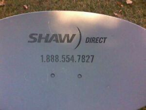 Satellite dish pointing, repairs, installations 705 321-9244