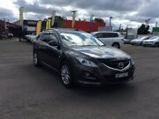 MAZDA 6 GH SERIES 2 TOURING WAGON 2010  SPORT AUTO LEATHER SEATS SAT NAV REVESE CAMRA PARKING SENSOR Lansvale Liverpool Area Preview